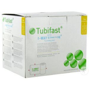 Tubifast Jaune 10,75cm x 10m 1 Pièce (2440)