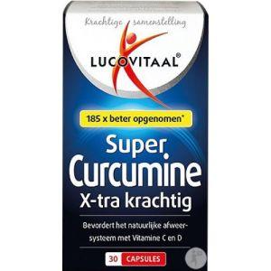 Lucovitaal Super Curcumine X-Tra Forte 30 Capsules