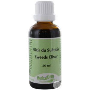 Herbalgem Elixir Du Suédois 50ml