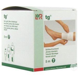 Lohmann & Rauscher Tubegauz Bandage Tubulaire 5m Taille 7 1 Pièce (24025)