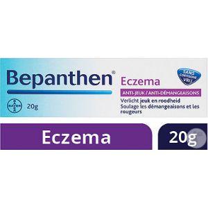 Bepanthen Crème Eczema Anti-Démangeaisons Sans Cortisone 20g