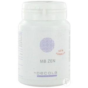 Decola Mb Zen 60 Gélules Nouvelle Formule Remplace 3282852