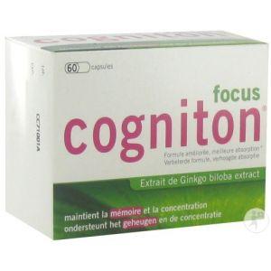Cogniton Focus 60 Gélules