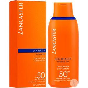 Lancaster Sun Beauty Sublime Tan Lait Confort IP50 Corps 175ml