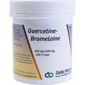 Deba Quercétine-Bromélaïne 120 Capsules