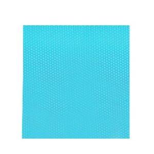 Bâche à bulles 500µ non bordée transparente 6 x 3 m