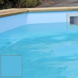Liner pour piscine bois cerland 460 x 3.10 x 120 cm bleu 75/100