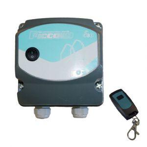 Coffret électrique 12 v avec radio pour projecteur 100 va