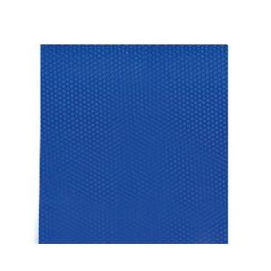 Bâche à bulles 500µ non bordée bleu 8 x 4