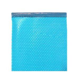 Bâche à bulles 500µ bordée 2 côtés transparente 6 x 3 m