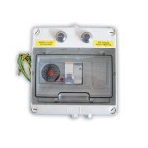 Coffret électrique pour groupe de filtration filtrinov standard