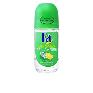 LIMONES DEL CARIBE déodorant roll-on 50 ml