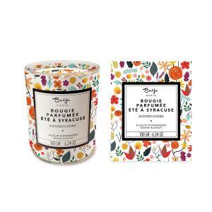 BAIJA Eté à Syracuse - Fleur d'Oranger - Bougie - Pot 180g