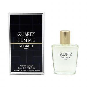 Molyneux Paris Quartz - Eau de Parfum - Eau de Parfum - Vaporisteur 30ml