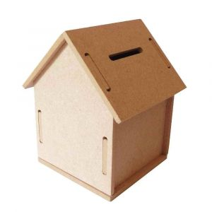 Tirelire en bois a decorer comparer 19 offres - Maison a decorer ...