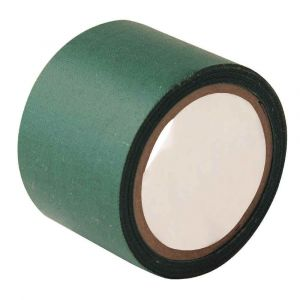 Rouleau adhesif toile 38x2,7m vert fonce