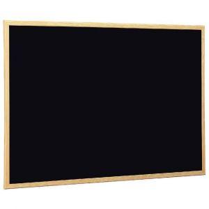 Tableau 30x40cm encadre noir