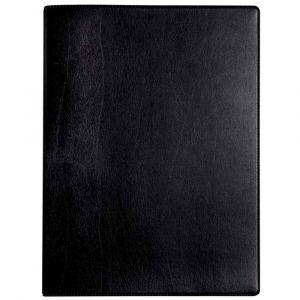 Agenda Exacompta journal 17 Barbara 170x120 noir