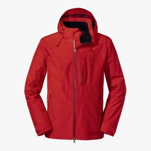 Schöffel Jacket Padon High Risk Red 54