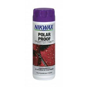 Nikwax Polar Proof Violet Taille unique