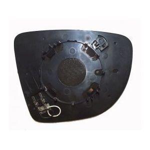 Glace et Support Retroviseur RENAULT CLIO Type IV 10/2012- - Droit - Degivrage - Bombee