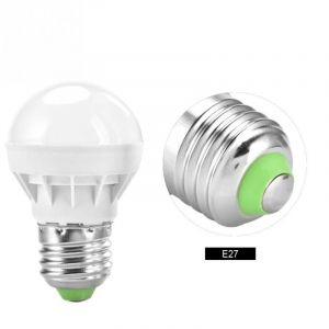 Lampe LED RGB 3W, ampoule à couleur changeante, pour fête à la maison, avec 24 clés, télécommande - Neuf