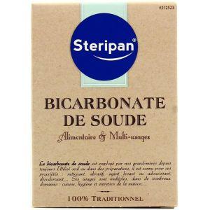 Hygiène Dentaire Steripan Bicarbonate De Soude Étui 250 G 924028 - Neuf