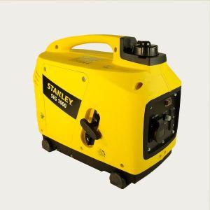 Generateur INVERTER STANLEY silencieux SIG1000 portable - 4 temps monophasé 1000W 53 cm3 Groupe électrogène - Neuf
