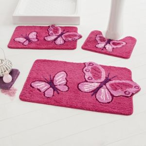 tapis de bain blanche porte comparer 35 offres. Black Bedroom Furniture Sets. Home Design Ideas