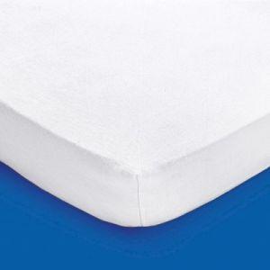 Protège matelas molleton imperméable polyuréthane housse 30 cm