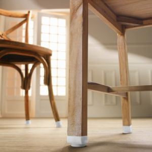 Protection pieds de chaise silicone - lots - Petit prix