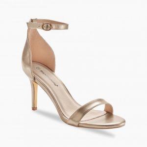 Sandales à bride irisée