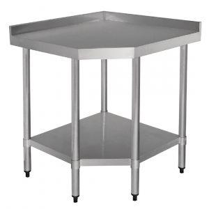 Table dangle inox Vogue 600mm