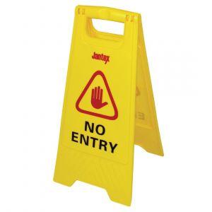 Panneau de sécurité accès interdit Jantex