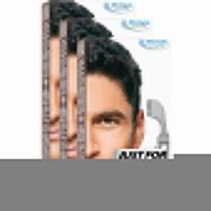 Promo : PACK 3 AUTOSTOP Noir - Coloration Cheveux Homme