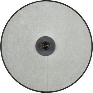 Applique murale en coton et velours grise D40 Gastby - Market Set