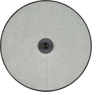 Applique murale en coton et velours grise D50 Gastby - Market Set