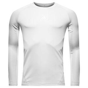 adidas Baselayer Alphaskin Sport Manches Longues - Blanc