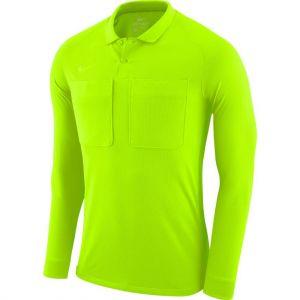 Nike Maillot d'Arbitre - Jaune Fluo/Vert - Vert - Taille Small