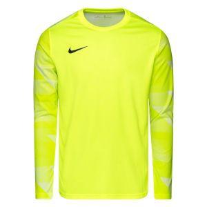 Nike Maillot de Gardien Park IV Dry - Jaune Fluo/Blanc/Noir - Vert - Taille Large
