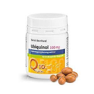 Ubiquinol 100 mg Q10 Bioactive Capsules