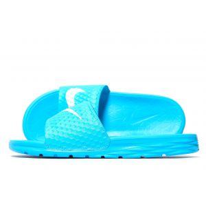 Nike Sandales Benassi Supersoft 2 Femme - Blue