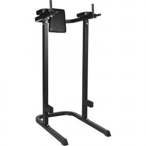Station à Dips Multifonctions Noir - chaise romaine Gorilla Sports