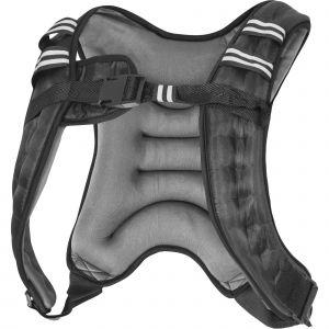Gilet lesté (dorsal) 5kg X-Style