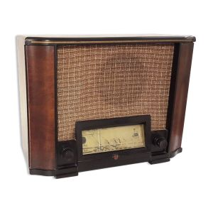Poste radio bluetooth vintage de Philips de 1942