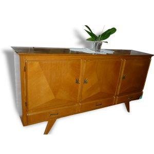 meuble enfilade comparer 905 offres. Black Bedroom Furniture Sets. Home Design Ideas