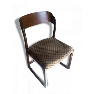 chaise bois et tissus comparer 172 offres. Black Bedroom Furniture Sets. Home Design Ideas