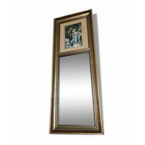 Miroir trumeau comparer 111 offres for Miroir trumeau ancien