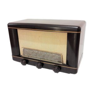 Poste radio bluetooth vintage Philips bf-301a 1950