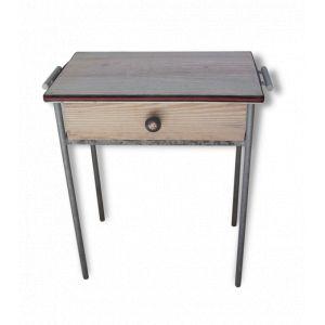 Tablette tiroir comparer 906 offres for Petite table industrielle